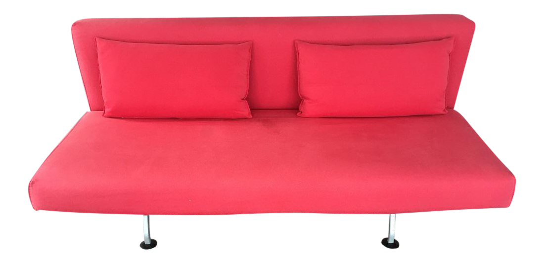 Eames Design Within Reach Sliding Sofa