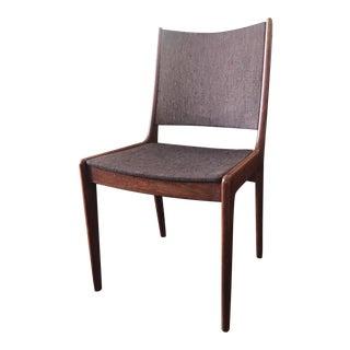 1960's Danish Modern Johannes Anderson for Uldum Møbelfabrik 7171 Chair For Sale