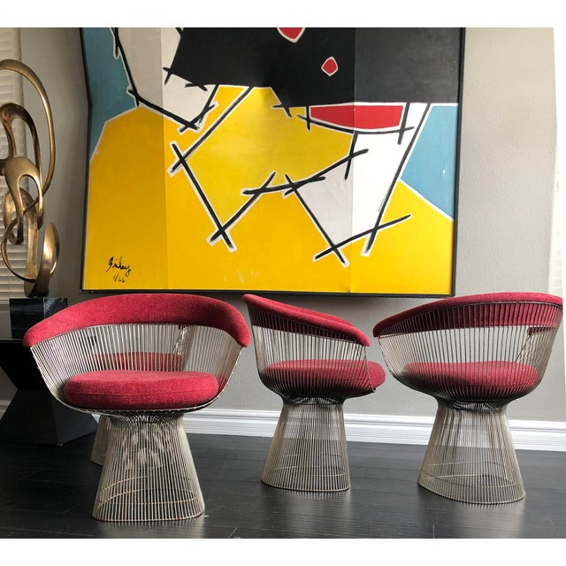 a198be8fa1af Contemporary Warren Platner for Knoll Dining Chairs