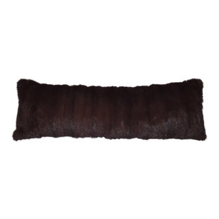 Mink Pillow Extra Long Pillow