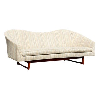 Mid-Century Modern Rare Lawrence Peabody for Richard Nemschoff Sofa, 1960s For Sale