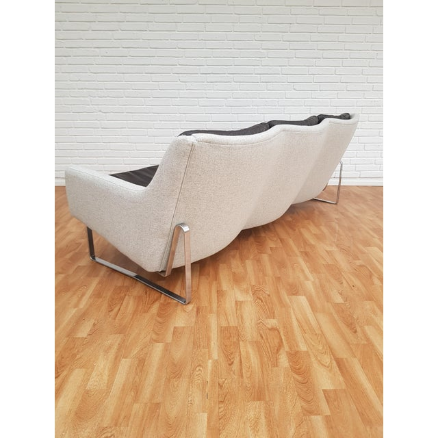 1970s Vintage Danish Designed Midtcentury Sofa For Sale - Image 4 of 13