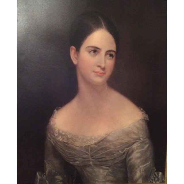 Miss Pearce by Thomas Sully For Sale