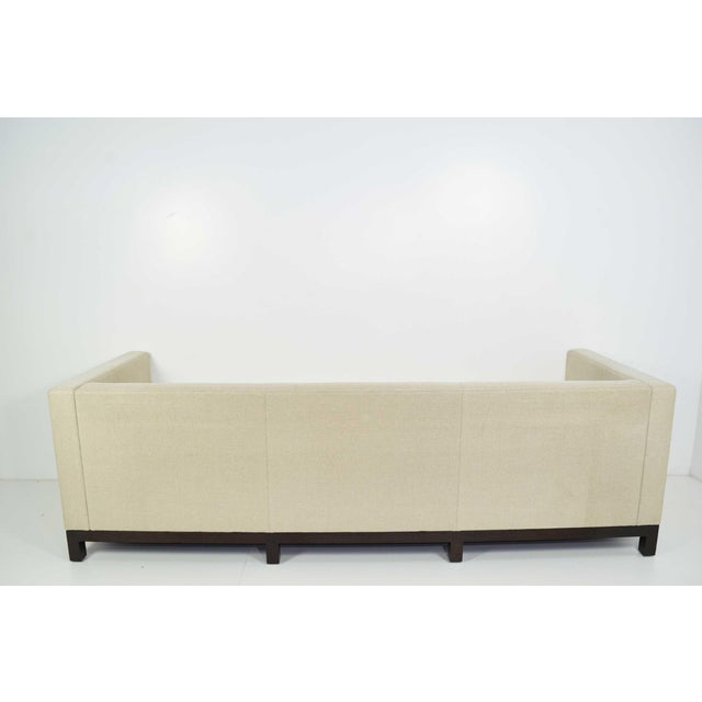 Christian Liaigre for Holly Hunt Sofa For Sale In Dallas - Image 6 of 7