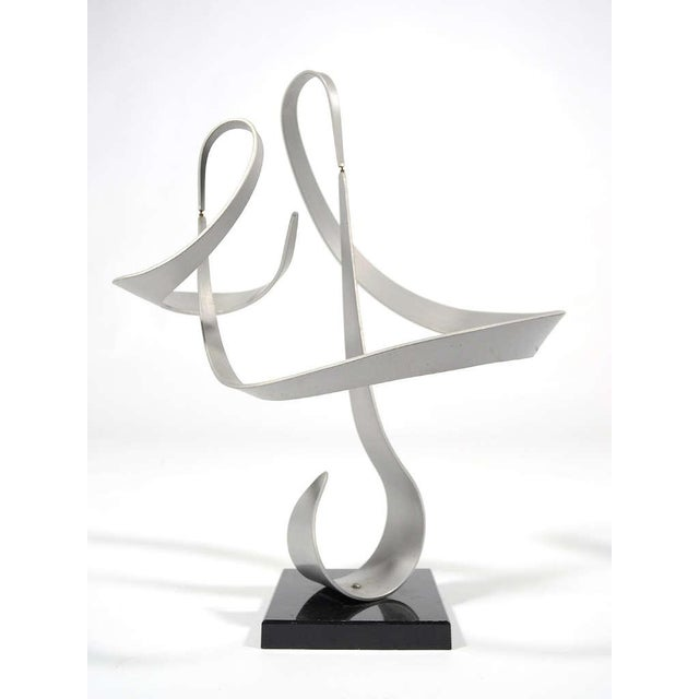 Kinetic Abstract Sculpture by John Anderson - Image 11 of 11