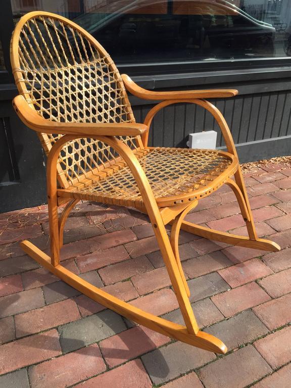 Charmant Vermont Tubbs Adirondack Rocking Chair   Image 2 Of 3