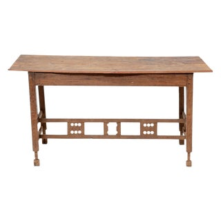 Charming Arts And Crafts Table