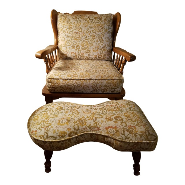 Colonial Arm Chair by Conant Ball - Image 1 of 3