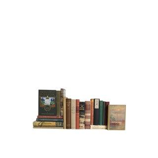 Olde New England Days : Set of Twenty Decorative Books For Sale