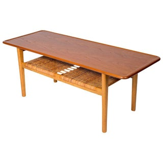Hans Wegner AT-10 Coffee Table For Sale