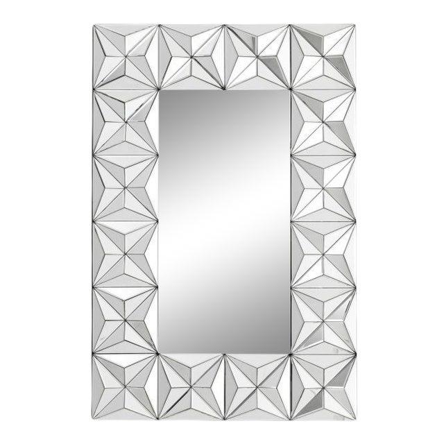 Eichholtz Converse 3D Geometric Wall Mirror