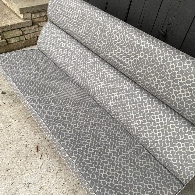 2010s Eames Compact Sofa For Sale - Image 5 of 11