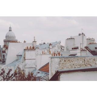 Paris Rooftops Original Photograph For Sale