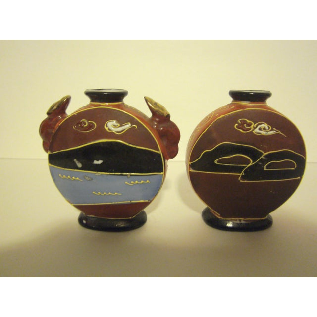 Assorted Vintage Japanese Miniatures - Set of 10 - Image 4 of 11