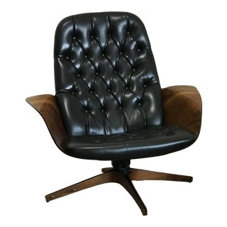 1960s Mid Century Mode Mr Chair Designed by George Mulhauser for Plycraft For Sale
