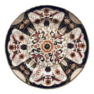 Antique Mason's Imari Plate For Sale