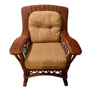 Lane Furniture Wicker Rockers For Sale