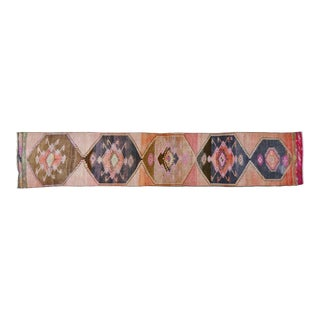 """Vintage Kurdish Rug,3'3""""x17'3"""""""