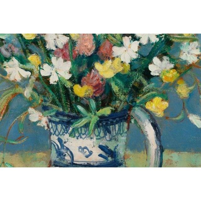 """""""Bouquet Aux Silenes Blancs"""" by Andre Vignoles - Image 6 of 10"""