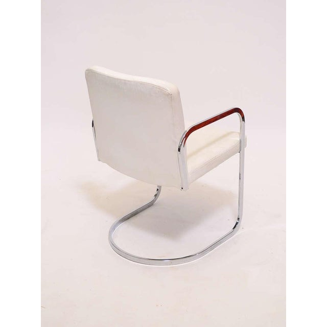 Set of four dining chairs by Design Institute of America - Image 6 of 11