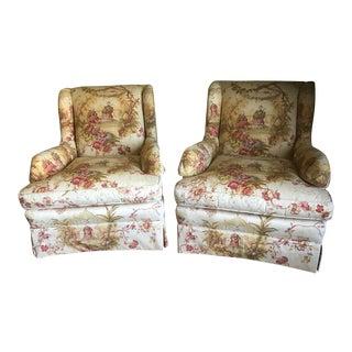 L. & J.G. Stickley Chairs - A Pair