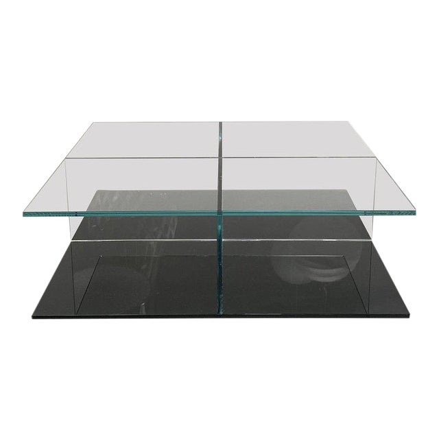 Cassina '269 Mex' Low Coffee Table by Piero Lissoni For Sale