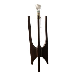 Vintage Modline Style Sculptural Table Lamp For Sale