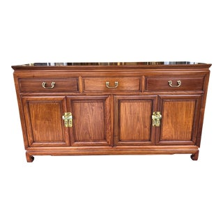 Chinese Style Credenza or Sideboard