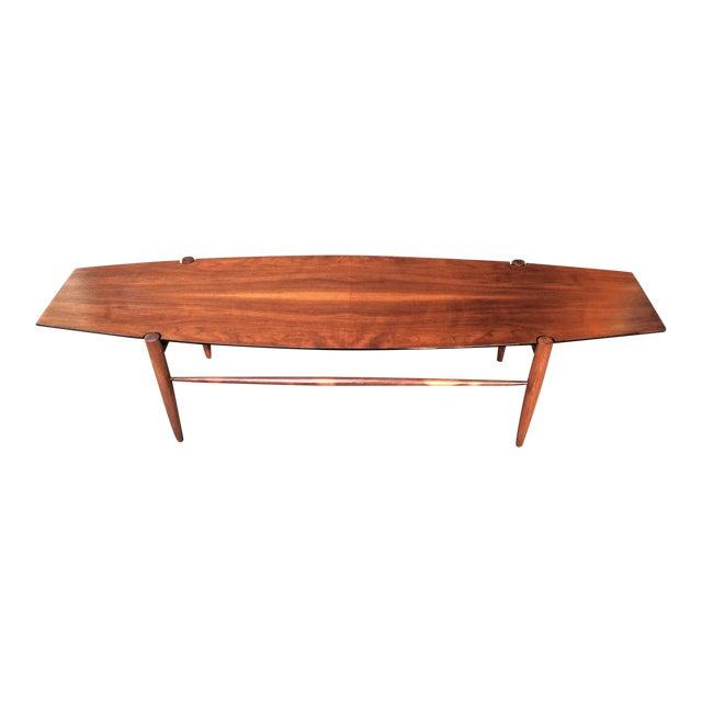 1960s Mid Century Modern Surfboard Coffee Table Chairish