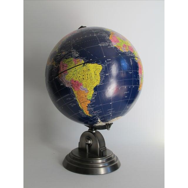 Vintage 1980s Desk Globe For Sale In Los Angeles - Image 6 of 8