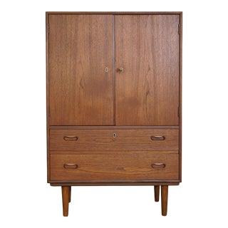 """Teak Storage Cabinet - """"Læmbling"""" For Sale"""