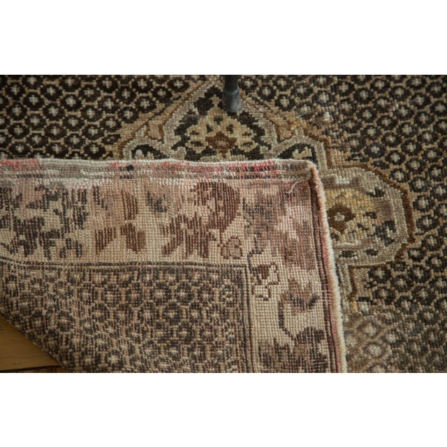 """Vintage Oushak Square Rug - 3' X 3'2"""" For Sale In New York - Image 6 of 7"""