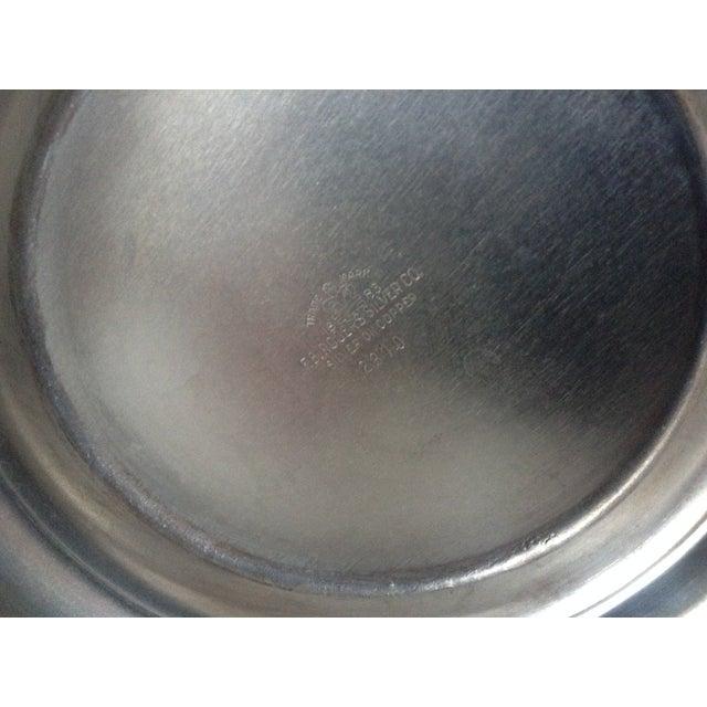 Vintage 1950s Silver-Plate Tea Service Pot - Image 5 of 5