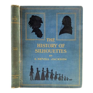 """""""The History of Silhouettes"""" Book For Sale"""