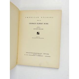 American Etchers, George Elbert Burr Book Preview