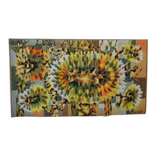 """Boho Chic Tapestry by Jean Claude Bissery """" Forest"""" For Sale"""