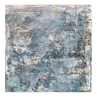 "Christy Almond ""Storm"" Original Acrylic Painting"
