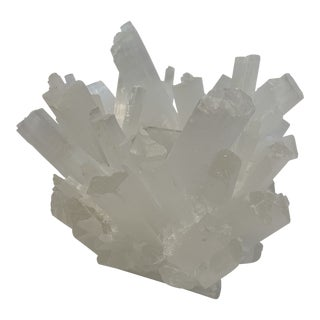 Selenite Kathryn McCoy Votive (S) For Sale