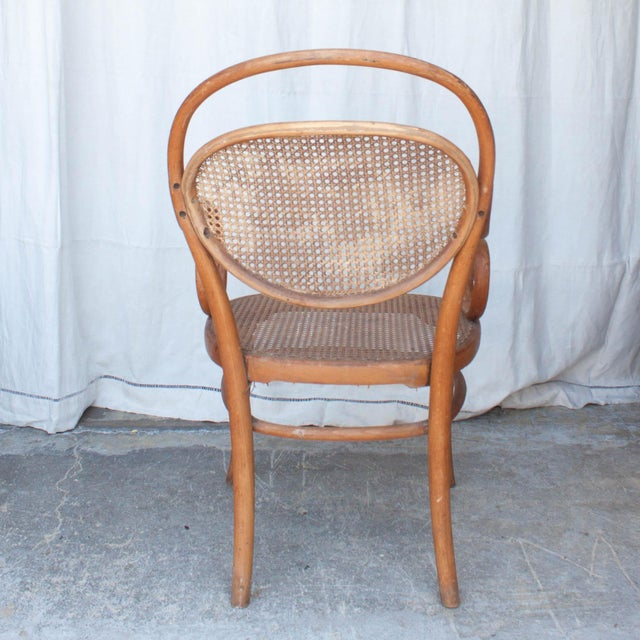 Vintage Thonet Arm Chair - Image 4 of 11