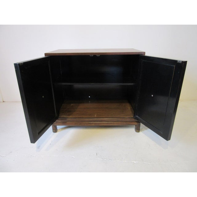 Brass Renzo Rutili Credenza / Cabinet for Johnson Brothers For Sale - Image 7 of 10