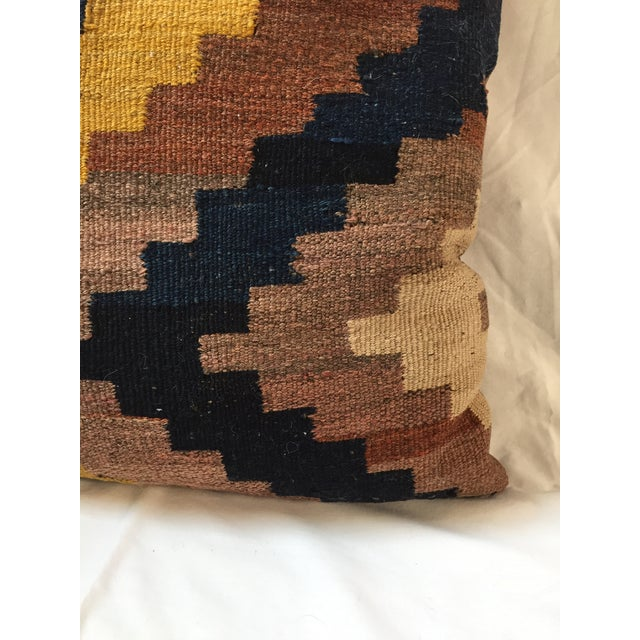 Vintage Kilim Rug Pillow - Image 3 of 5