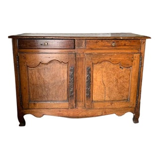 Antique French Side Board, Buffet Cabinet For Sale
