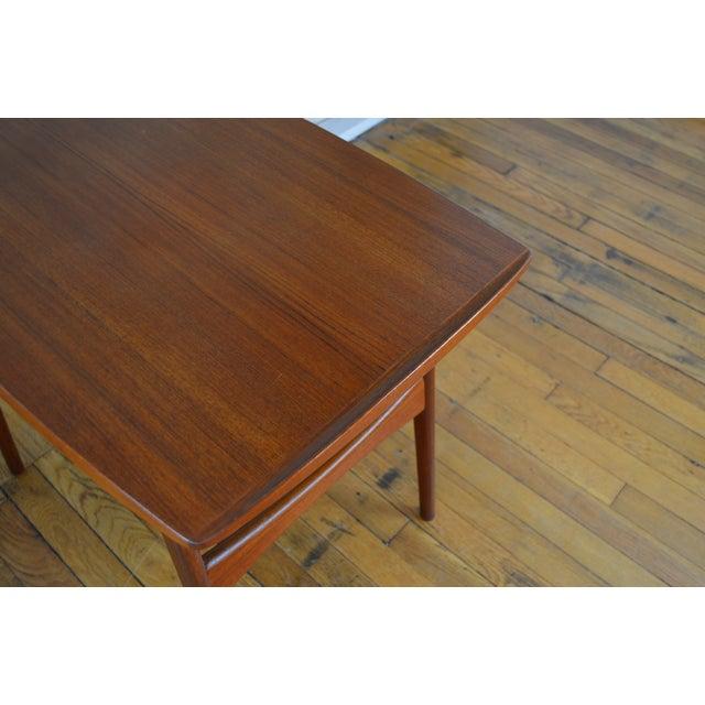 Arne Hovmand Olsen for Mogens Kold Danish Teak End Tables For Sale - Image 6 of 10