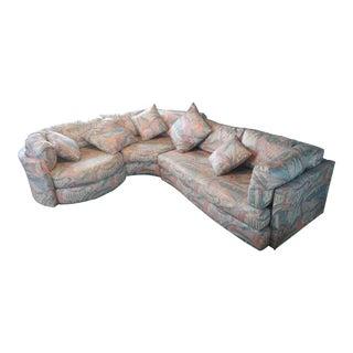 1980s Custom Vladimir Kagan Sectional For Sale