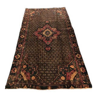 Persian Hand Made Wool Rug - 4′7″ × 8′10″