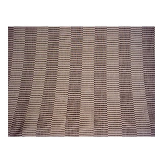 Ralph Lauren Kapok Weave Sepia Southwest Upholstery Fabric - 12-3/4 Yards For Sale