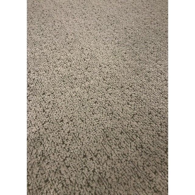 Mokum Astoria - Transitional Linen Imported Designer Upholstery Velvet Fabric - 16 Yards For Sale - Image 4 of 6