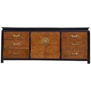 Century Furniture Mid-Century Modern Chin Hua Style 9-Drawer Dresser