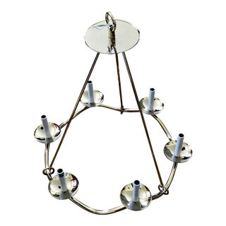 """Visual Comfort """"Choros"""" Chandelier For Sale"""