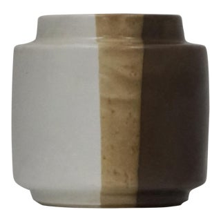 McCoy Three Tone Brown Pot For Sale